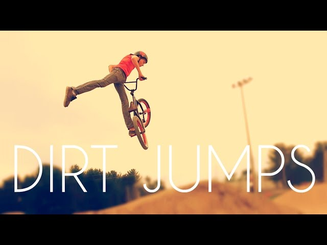 Sessions at the Dirt Jumps!! | Petawawa Bike Park