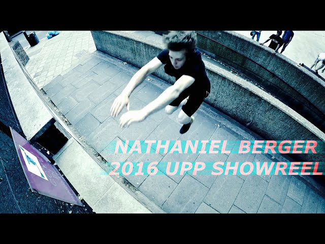 NEW MEMBER - NATHANIEL BERGER 2016 SHOWREEL