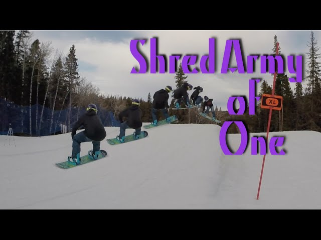 Shred Army of One