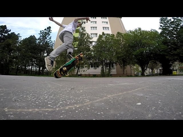 FS ANTIBIGSPIN FLIP 120 FPS GOPRO 4 BLACK EDITION