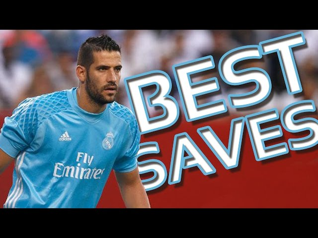 Best Saves of The Month