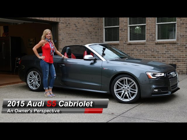 2015 Audi S5 review