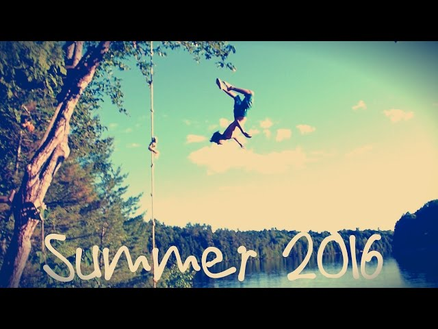 Cliff Jumping, Wakeboarding | Summer 2K16
