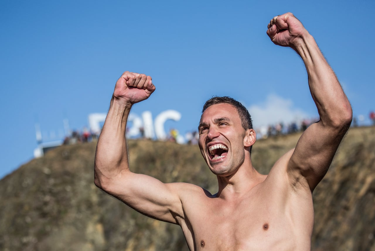 Red Bull Cliff Diving 2016 Winning Dive Men UK