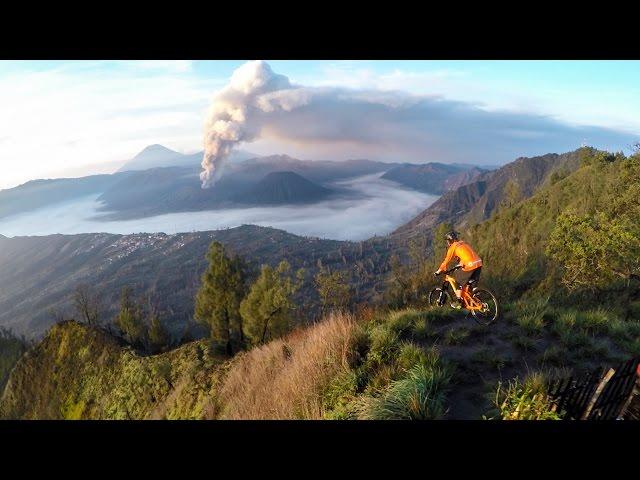 Kurt Sorge Mountain Bikes Exploding Volcano