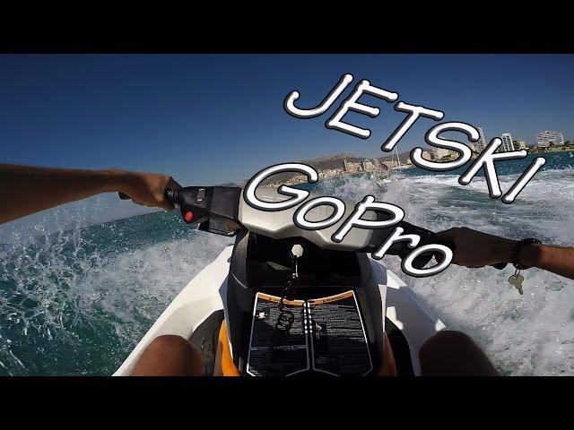 JETSKI MOTO DE AGUA GOPRO SPAIN