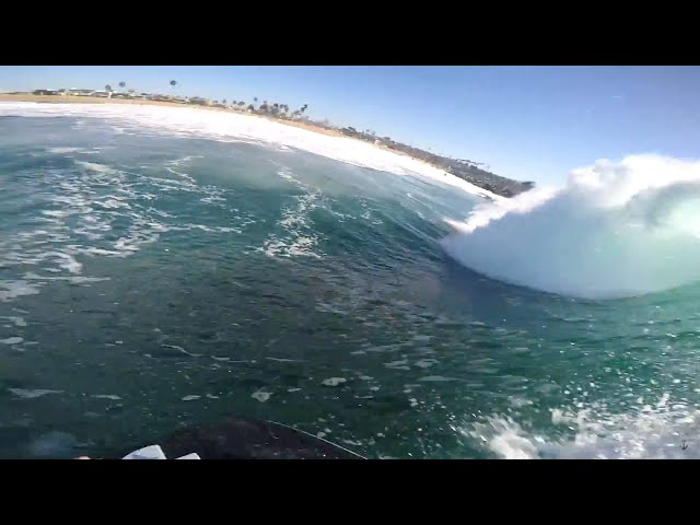 Bodyboarding Wedge POV | September 24th | 2016