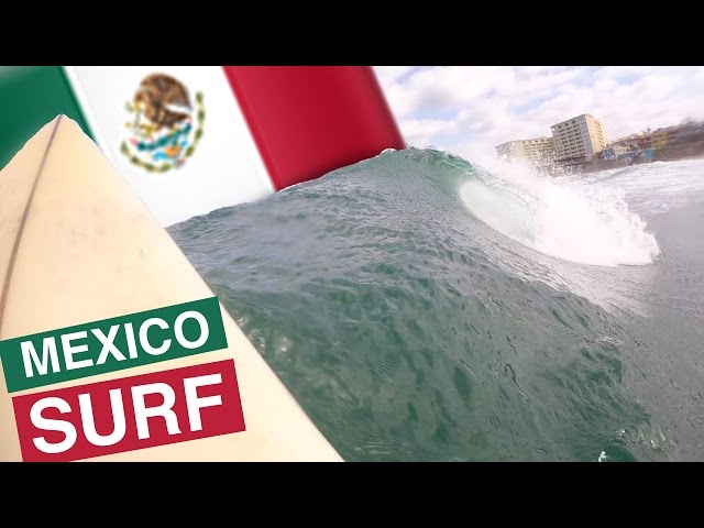 SECRET MEXICAN SURF ADVENTURE