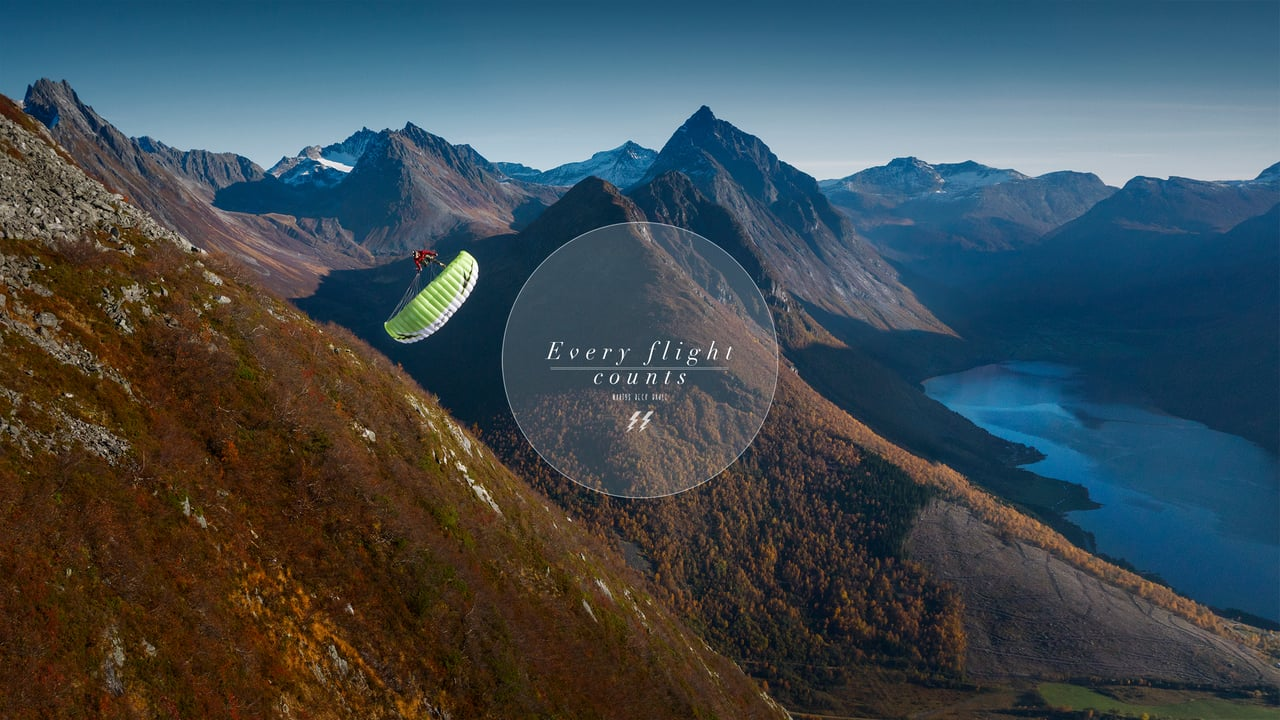Marius Beck Dahle : Every flight counts