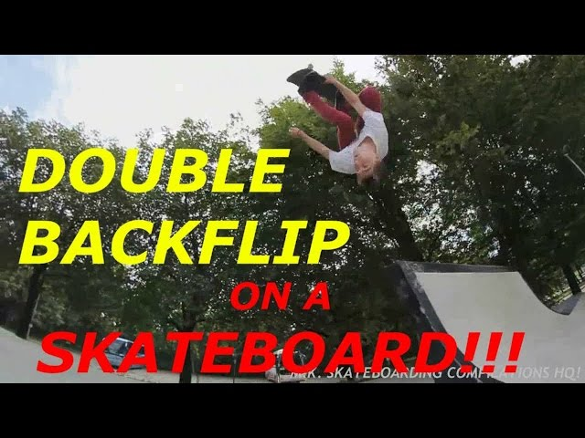 BACKFLIP FRONTFLIP COMPILATION 2016!