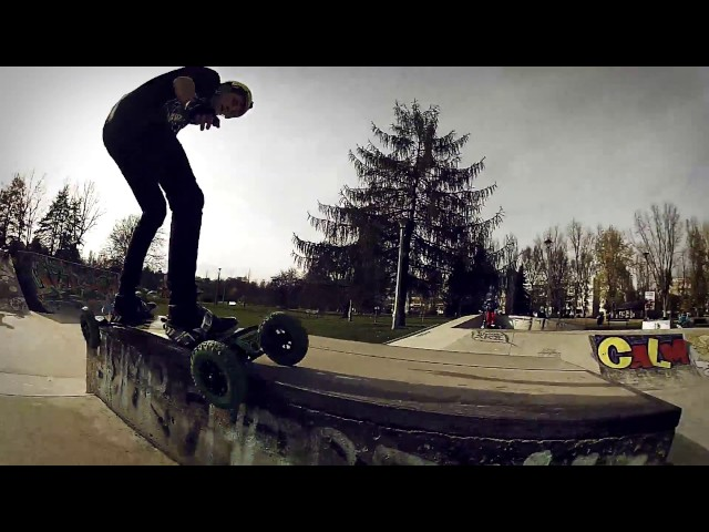 Mountainboardinfo - park session
