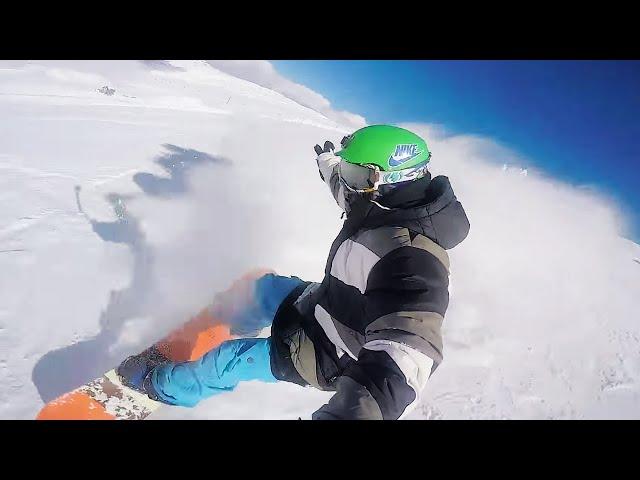 SNOWBOARD Sierra Nevada