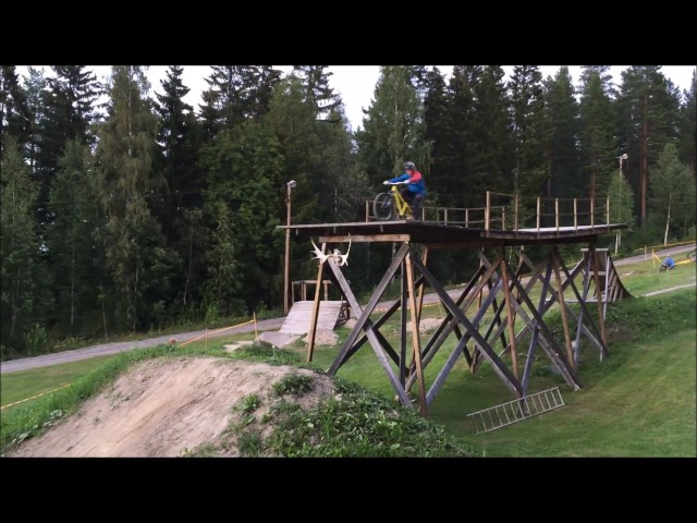 WORLD'S FIRST BACKFLIP-MANUAL-FRONTFLIP!!!