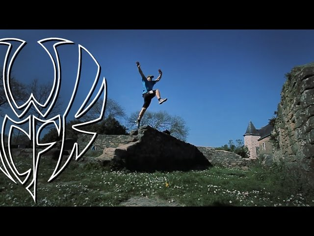 Parkour Weekend 12 ¤ Nantes