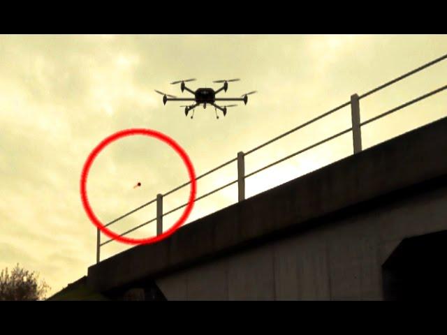 Drone vs. me