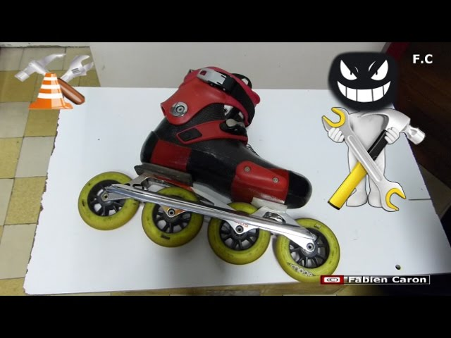 How to remove wheels and bearings Tutorial # 1