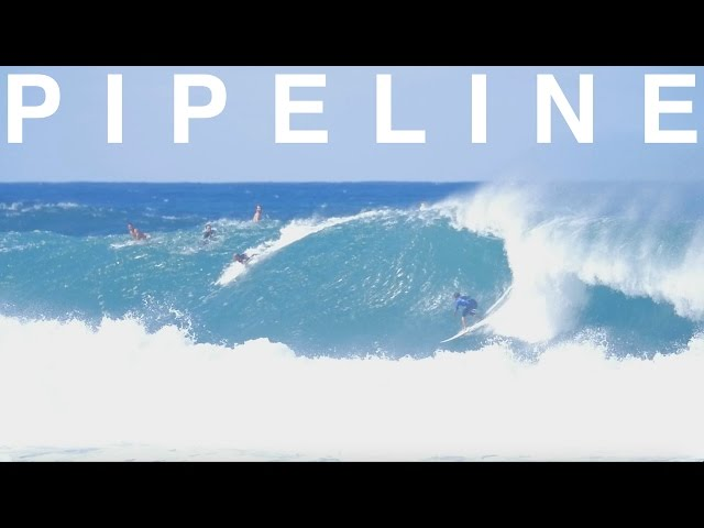 PIPELINE FREE SURF