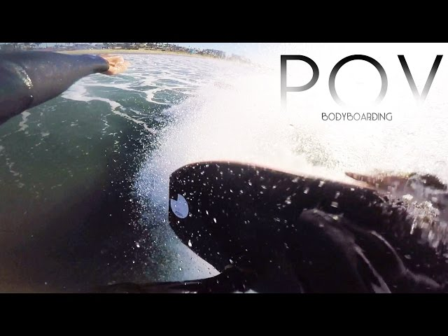 Bodyboarding POV (Offshore) | December 2nd | 2016