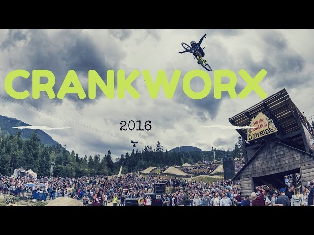 Best of Crankworx Slopestyle 2016