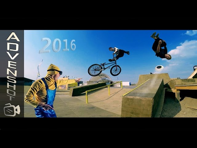 ADVENSHOT Best of 2016 Compilation