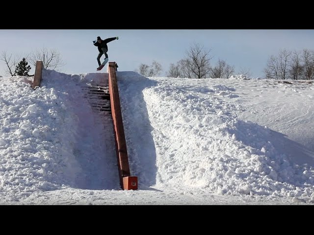BEST SKATEBOARDING TRICKS 2016! SNOWSKATE EDIT!