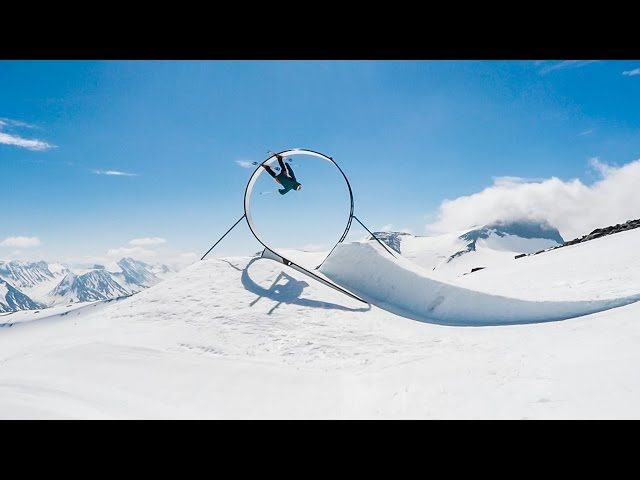 GoPro Presents Jesper Tjader's Full Loop Rail