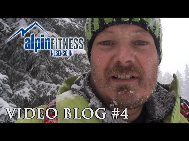 HAPPY NEW YEAR / SNOWSHOEING / VLOG #4