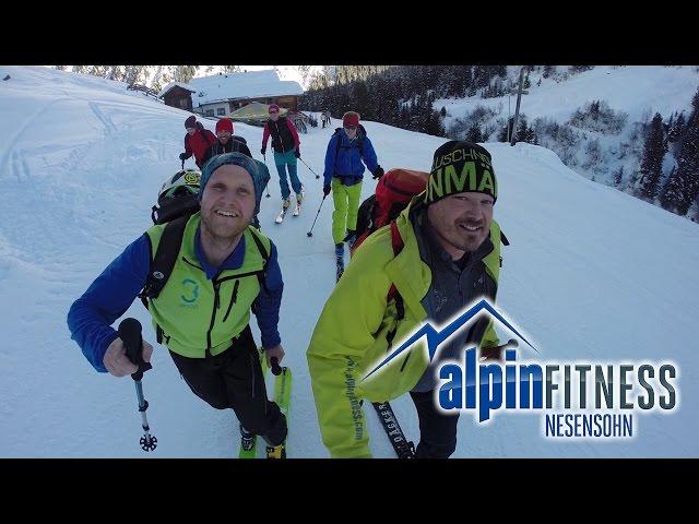 Skitour RIFFELSEEHÜTTE 2293m (TIROL / AUSTRIA)