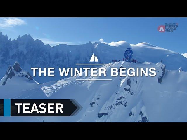 Teaser - Chamonix-Mont-Blanc FWT17 - Swatch Freeri
