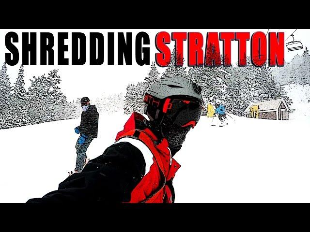 Shredding Stratton!! The Full Edit