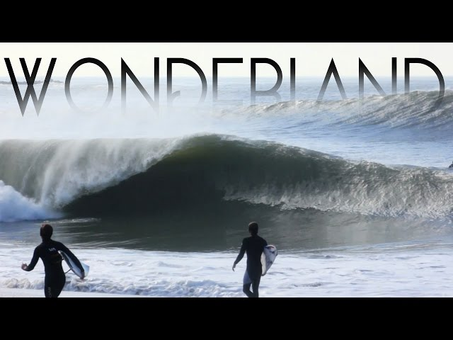 Surfing Wonderland | January 24th | 2017 (Edit)