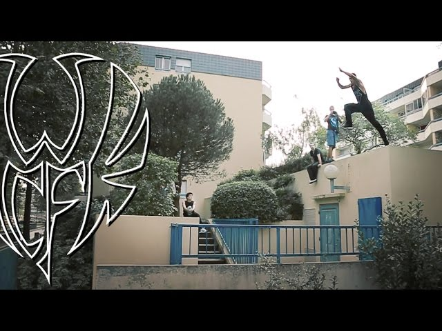 Teddy Gicoul ¤ Freerun compilation