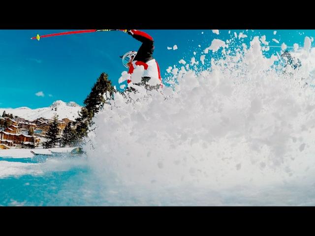 La Plagne / Les Arcs Gopro HERO 5 Ski Edit