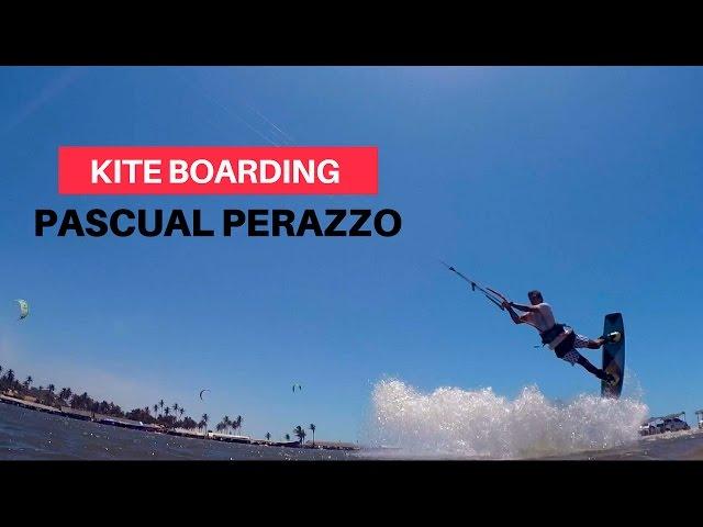 Pascual Perazzo Kite Boarding Brazil 2016