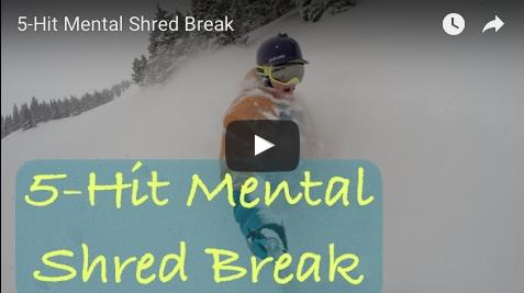5-Hit Mental Shred Break