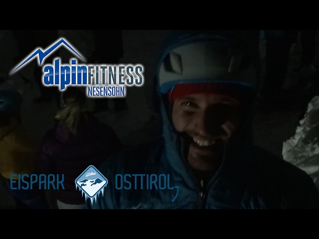 BENJAMIN BONMASSAR :: Speed Ice Climbing
