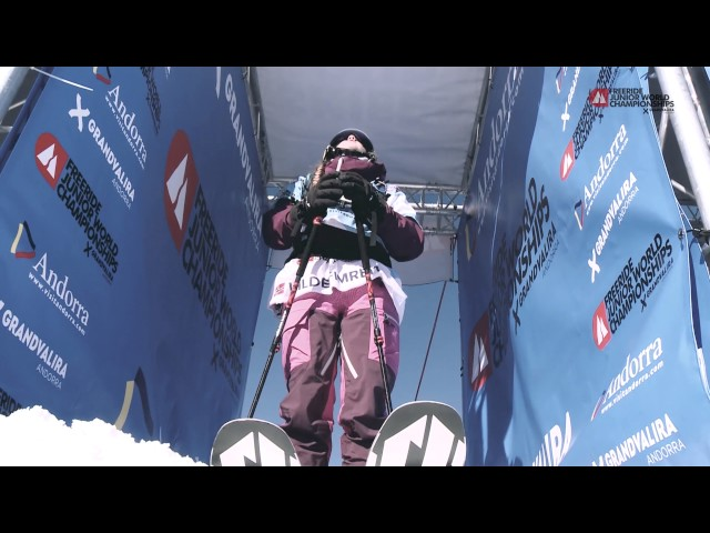 Teaser - Freeride Junior World Championships Grand