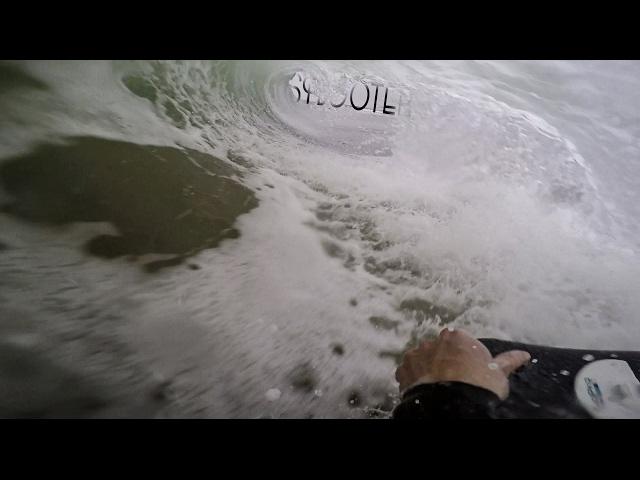 Bodyboarding Shooters POV