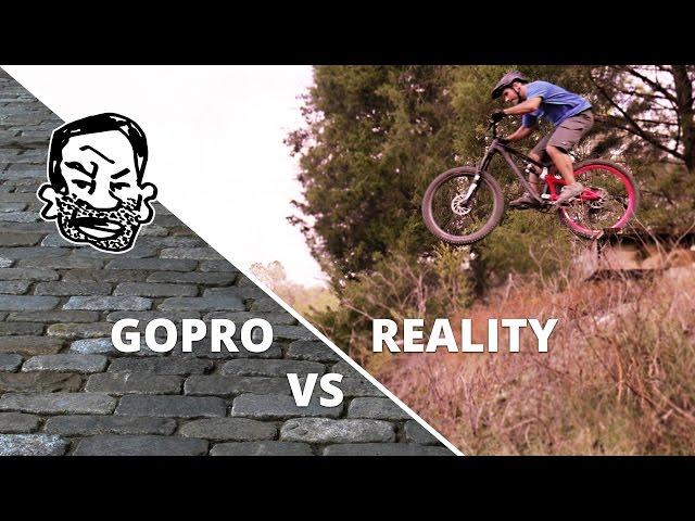 GoPro VS Reality