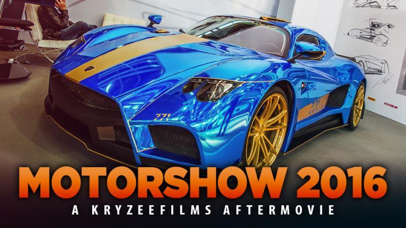 BOLOGNA MOTORSHOW 2016 | A KryZeeFilms Aftermovie