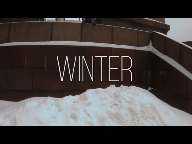 video parkour project - vpp - WINter