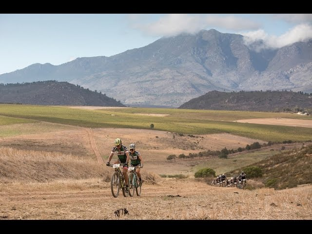 ABSA Cape Epic 2017 – Stage 4 – Untamed Landscapes