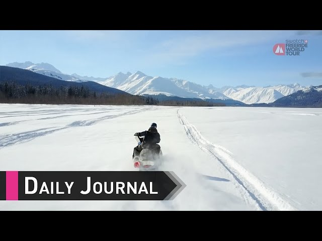 Daily Journal 4 - Haines Alaska FWT17 - Swatch Fre