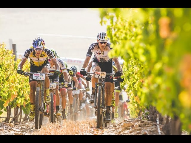 ABSA Cape Epic 2017 – Stage 4 – GoPro Highlights