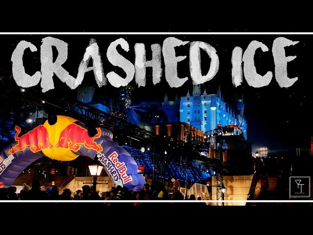 GOING TO RED BULL CRASHED ICE FINAL 2017 (OTTAWA)