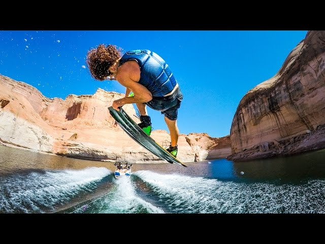 Lake Powell Wakeboarding Adventures