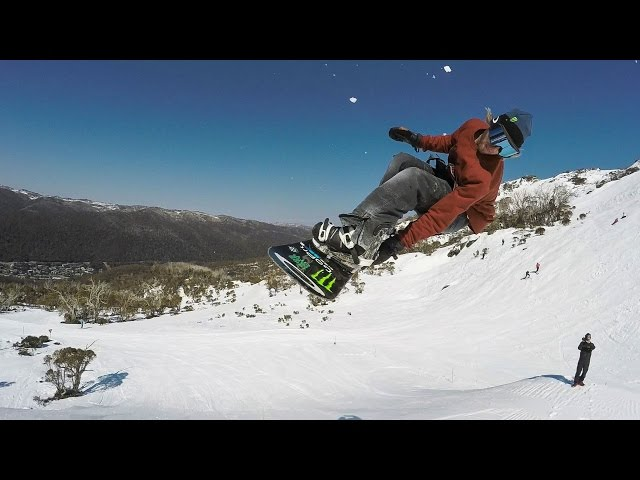 GoPro Snow Oz Sessions At Perisher