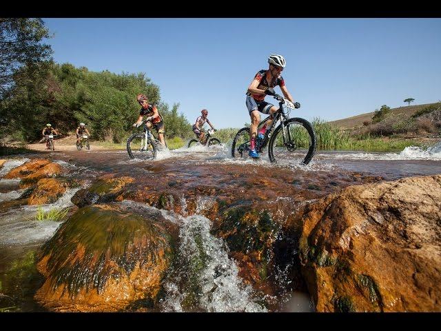 ABSA Cape Epic 2017 – Stage 3 – GoPro Highlights