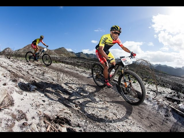 ABSA Cape Epic 2017 – Stage 5 – GoPro Highlights