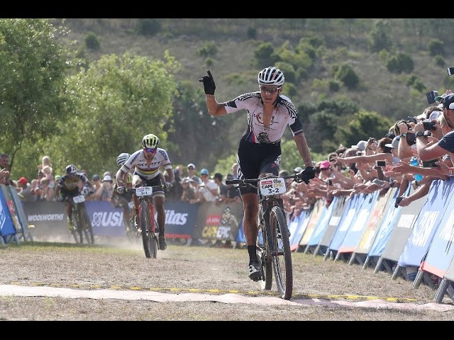 ABSA Cape Epic 2017 – Stage 2 – Untamed Action